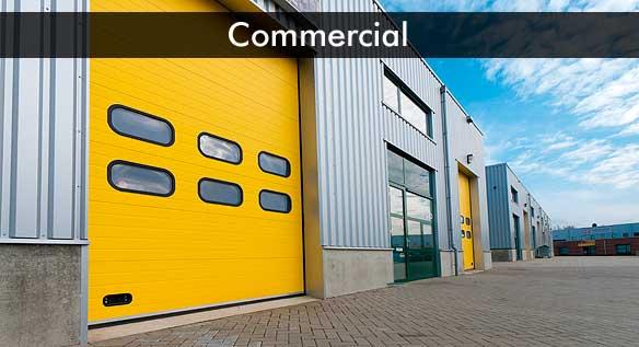 Residential Garage Door Services Commercial